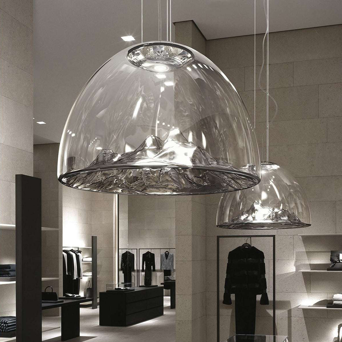 Luminaire suspension de luxe - IDKREA Collection