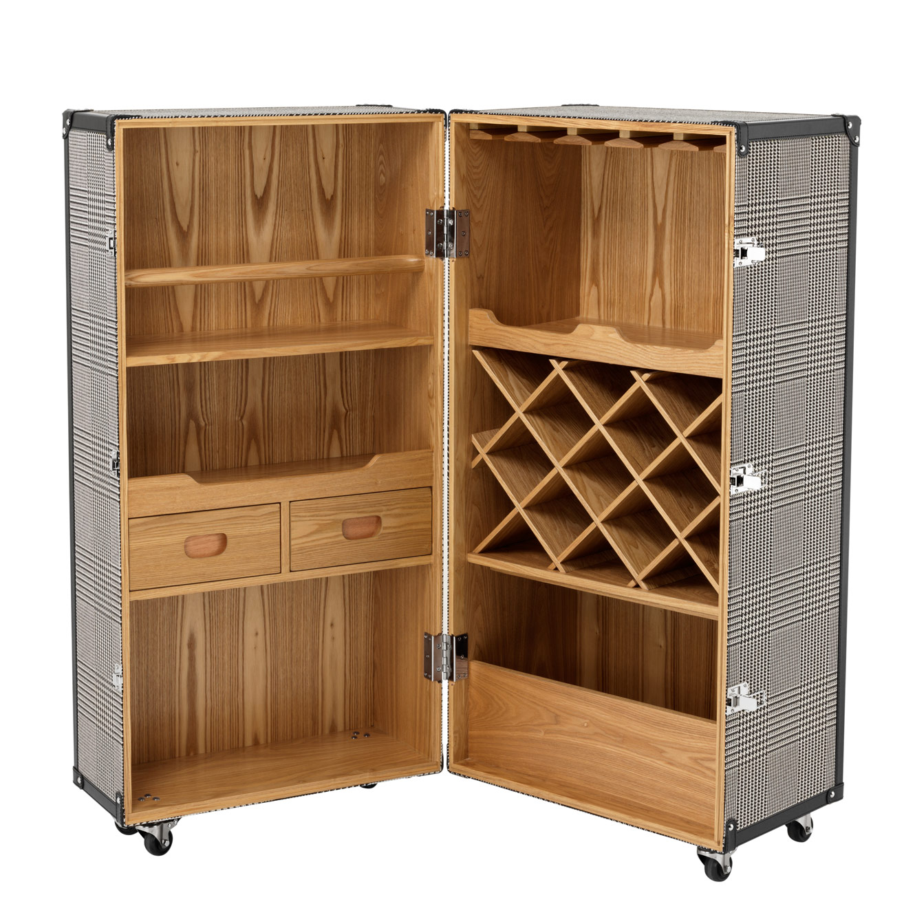 armoire vin martini bianco meuble de bar de luxe idkrea rennes. Black Bedroom Furniture Sets. Home Design Ideas