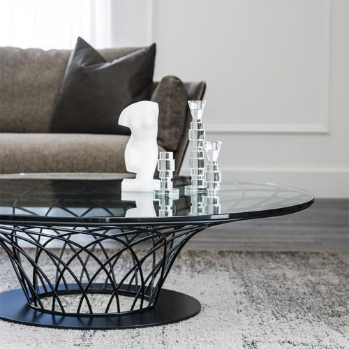 Table basse design italien - Mobilier de luxe. - IDKREA Collection