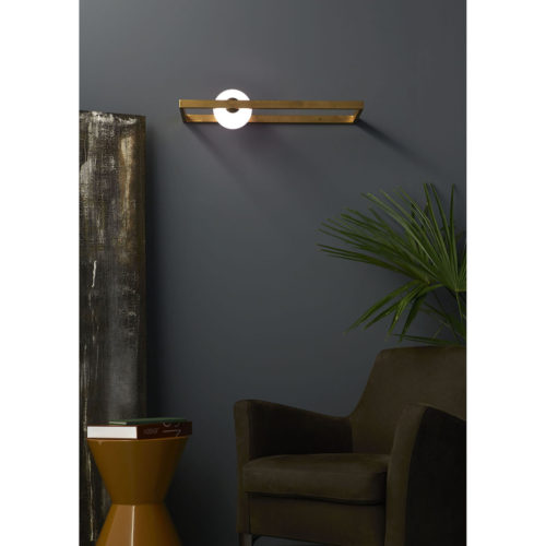 Applique luminaire de luxe Mondrian, design italien - IDKREA Collection