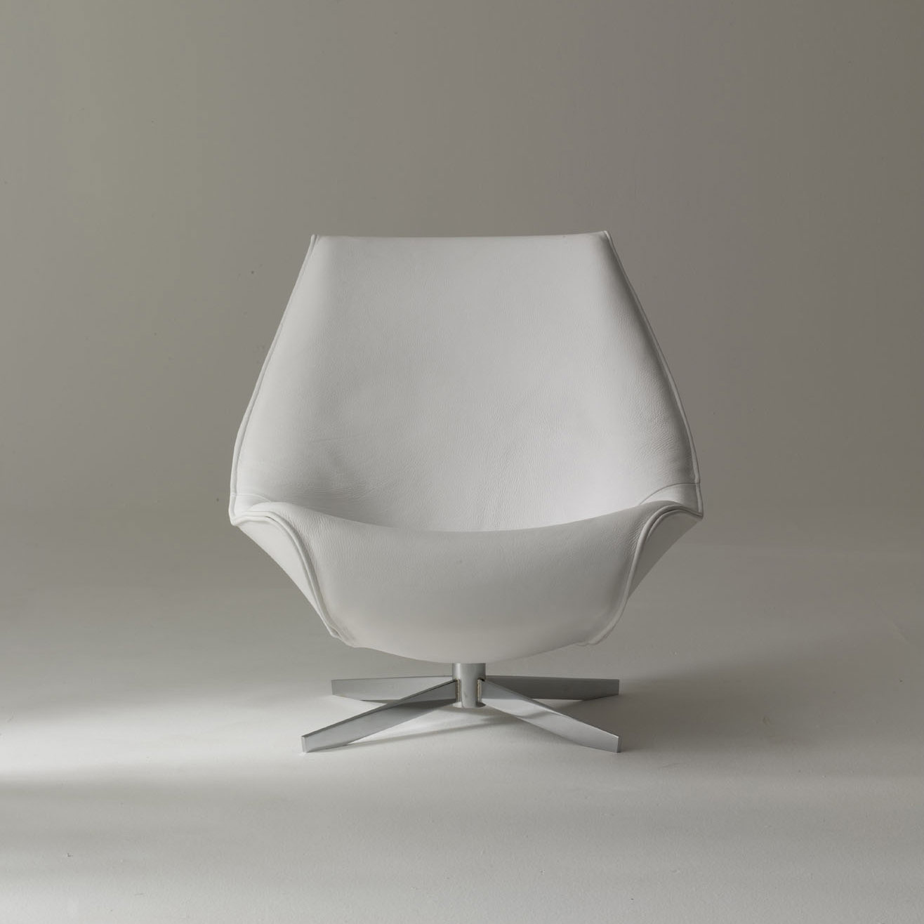 Fauteuil design pivotant Coque - IDKREA Collection