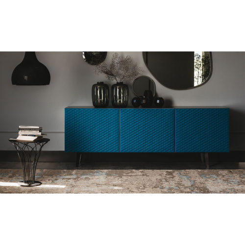 Tapis contemporain design haut de gamme - IDKREA Collection