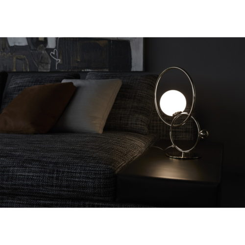 lampe et lampadaire cercles entrelaces IDKREA Collection Rennes 3