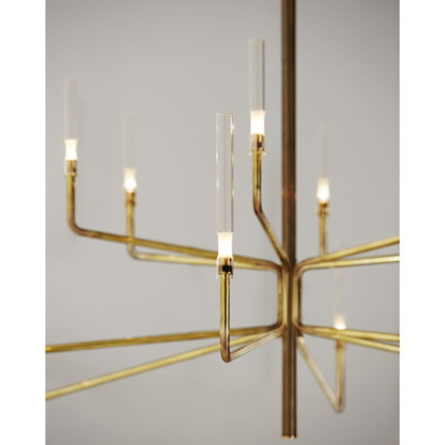 suspension design chandelier IDKrea Rennes 1